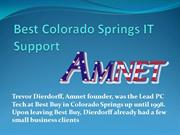 Best Colorado Springs IT Support
