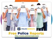 Free police reports