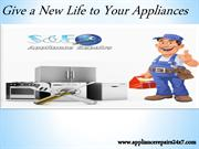Appliance Repair in DC: A Secured Way to Preserve Earnings