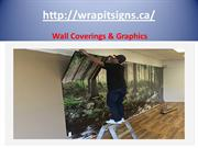Wall Covering Graphics