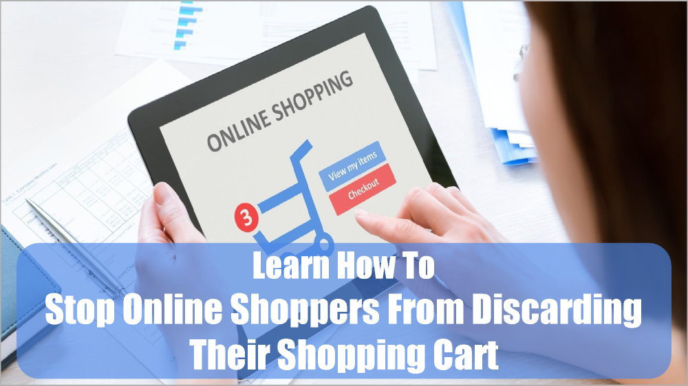 How to stop online shopping