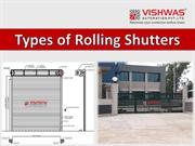 Types of Rolling Shutter