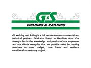 Welding & Railing Fabrication in Hamilton - GS Welding and Railings
