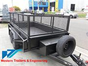 Trailers for Sale Melbourne - Western Trailer