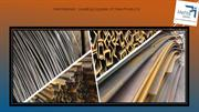 Mehtasteels : Leading Supplier of Steel Products
