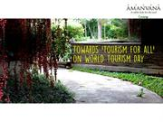 Making Holidays available to all - Amanvana Coorg Resort
