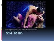 Get Longer And Firmer Erections With Male Extra Pills