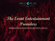 The Entertainment Agency