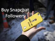 Where To Go For Buying Snapchat Followers Fast?