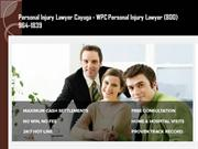 Personal Injury Lawyer Cayuga