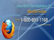 Mozilla Firefox Technical Support Number