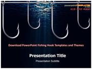 Download PowerPoint Fishing Hook Templates and Themes