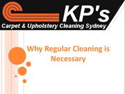 Why Regular Cleaning is Necessary