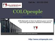 COLOpeople- Leading Cloud & Data Center Services Providers Company