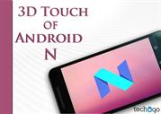 3D-Touch-on-Android - Android App Development