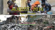 AUGUST 2016 - Pictures of the month - Aug.24 - Aug. 31