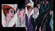KIRCHNER, Ernst Ludwig, Featured Paintings in Detail (1)
