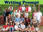 Family Reunion Narrative Writing Prompt