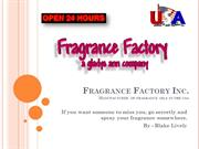 Wholesale Supplier of Fragrance Oils and Incense Products USA