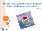 Find the Most Alluring Rashi Ratan Jewellery Online with Jewellery Man