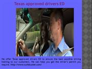 Texas Online Driver ed