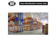 Vans Distribution Center Jobs