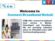 Connect Broadband in Mohali