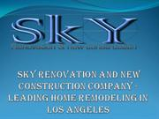 Sky Renovation and New Construction company - Leading Home Remodeling