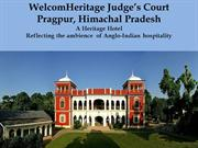WelcomHeritage Judge's Court - A Heritage Hotel in Gangtok, Sikkim