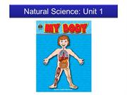 SCIENCE 1_ MY BODY
