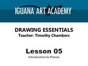 DRAW 01 Lesson 05 Planes (Butter)