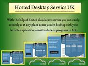 Cloud Hosted Desktop Solutions uk