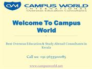 Overseas Education & Study Abroad Consultants in Kerala