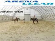 TRC-Reliable & Affordable Dust Control Products for Arena