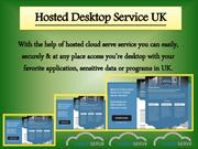 Cloud Hosted Desktop UK