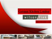 German Kitchen Company London |Wilson Fink