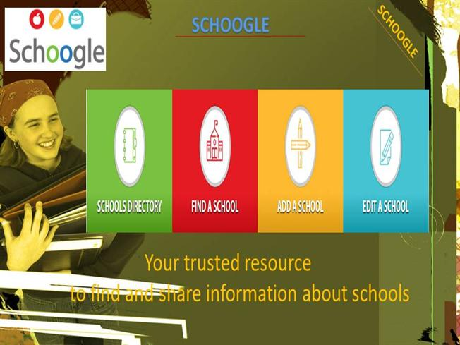 Schoogle Online Directory for School | Schoogle |authorSTREAM