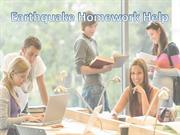 Earthquake Homework Help - My Homework Help Online