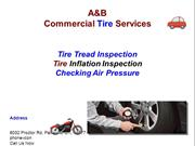 24 Hour mobile tire service and Commercial tire repairs Painesville, C