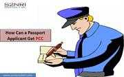How Can a Passport Applicant Get PCC