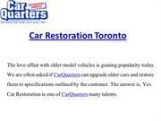 Car Quarters - Auto Repair Shop