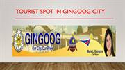 Tourist spot in gingoog city