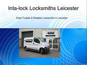 24 Hour Emergency Locksmiths Leicester