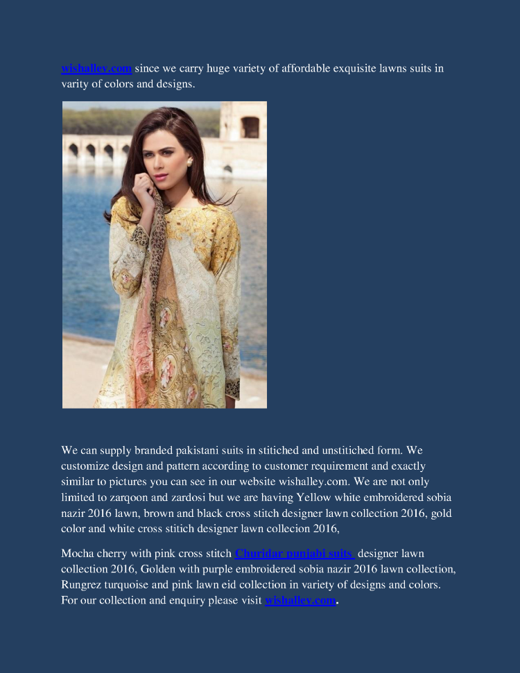 Think You Are Cut Out For Doing Pakistani Suits Take This Quiz Authorstream