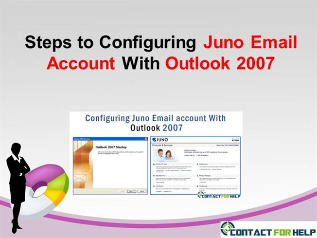 Juno email account