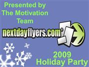 Holiday Party Powerpoint