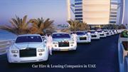 Car Hire and Leasing in UAE