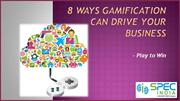 Mobile App Gamification – A Sure Shot Booster to Business Productivity