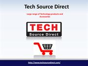 Security products distributor - Tech Source Direct