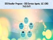 SEO Reseller Program